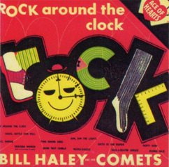 Rock Around The Clock all Bill Haley  his Comets performances