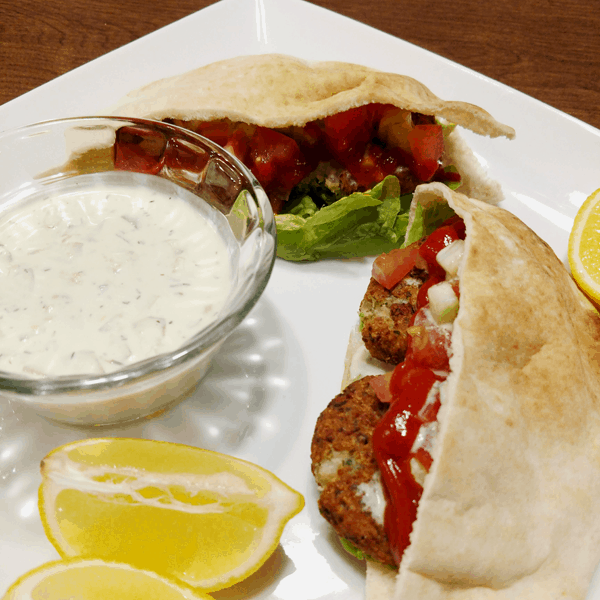 Falafel - Street Food of the Levant