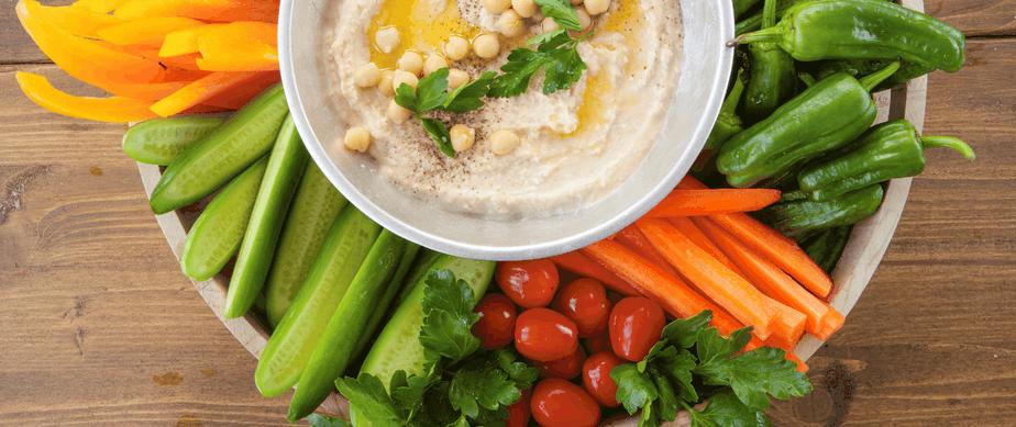 Tita's Hummus (Hoomus) Recipe