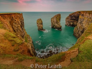 Highly Commended_Peter Leitch_Elegug Stacks Pembrokeshire