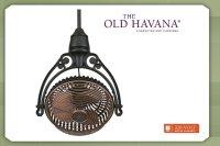 Old Havana ceiling fans by Fanimation