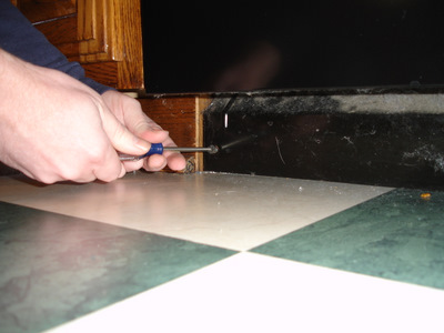 Our Old House  Blog Archive  How To Install a New