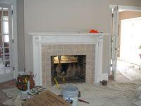 FIREPLACE GAS MENDOTA PART  Fireplaces