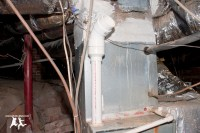 Install a Vent Flue for a 95% Efficient Condensing Gas