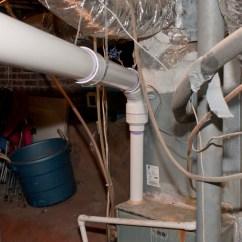 Attic Plumbing Diagram Traxxas Slash 2wd Transmission Install A Vent Flue For 95 Efficient Condensing Gas