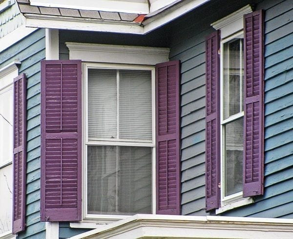 All About Exterior Window Shutters.