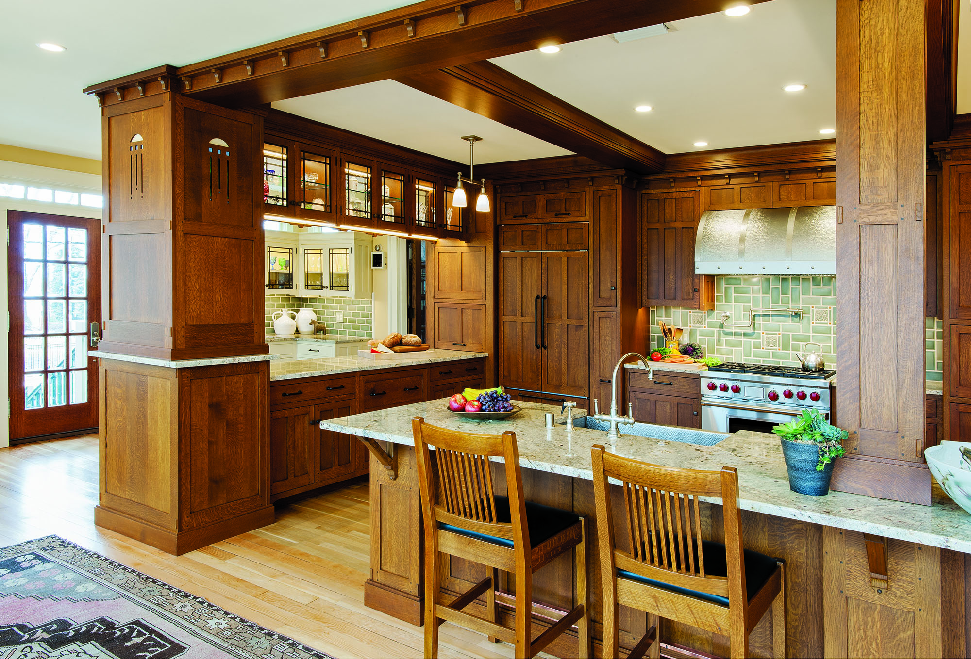 Mission Style Kitchen Ideas