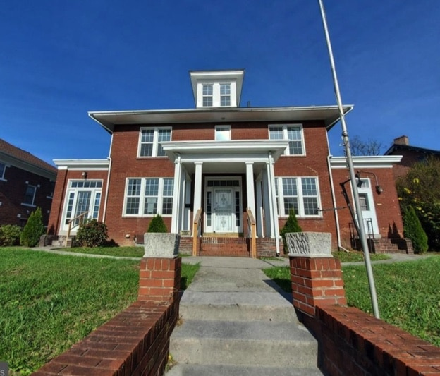 c.1925 Brick Fixer Upper Harrisburg PA $100K