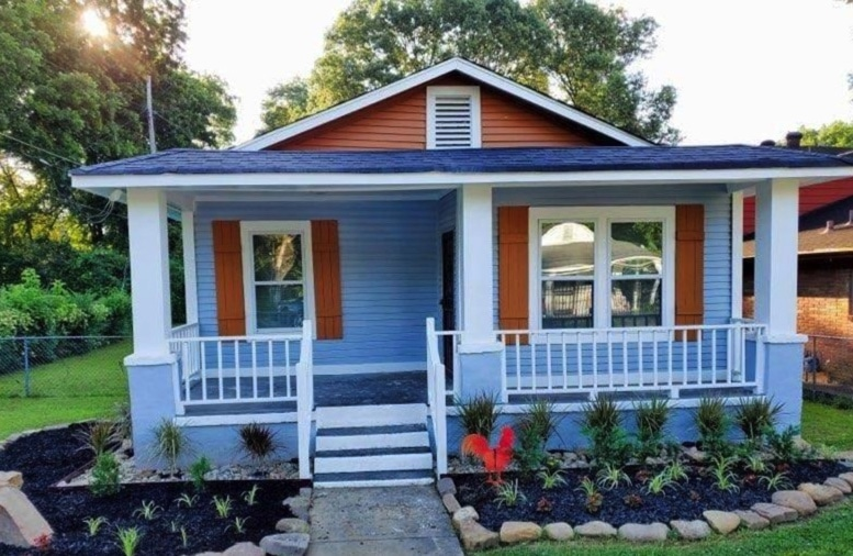 c.1932 Move-In Ready Bungalow in Memphis TN Under $70K