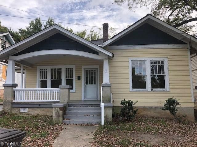 Winston-Salem investment property