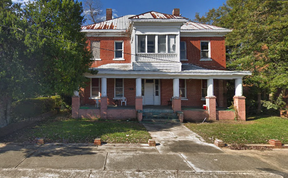 Save this old house ~ c.1900 SC home $65K