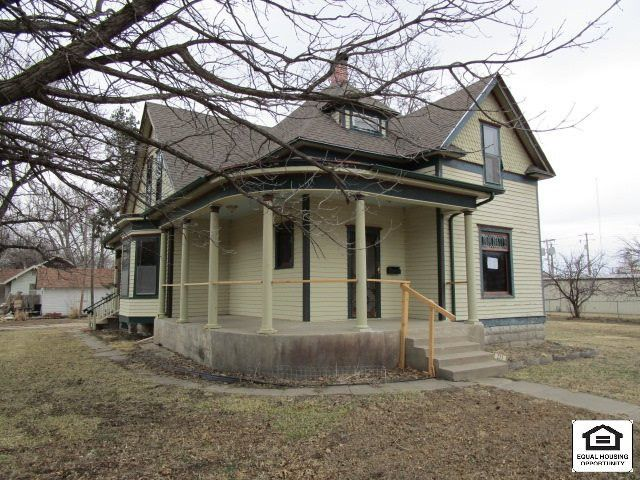 An all-time favorite old houses under $50k in Kansas
