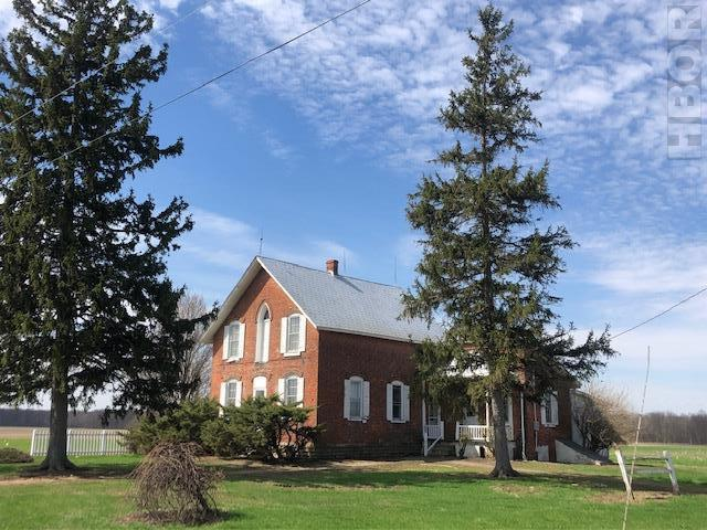 1865 Ohio fixer upper farmhouse on 2 acres under $50K