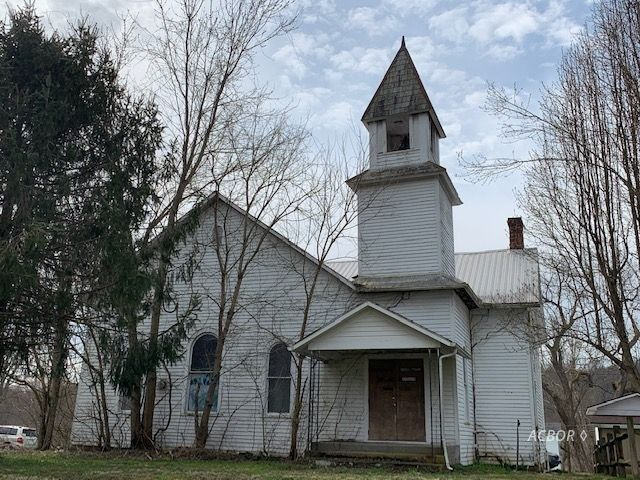 Old church for sale in Ohio $25K