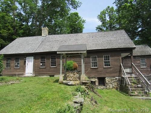 Save this old house ~c.1821 CT handyman special under $45K
