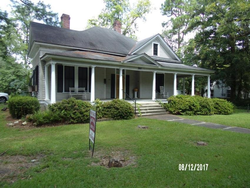 Georgia c.1907 old house for sale under $40K