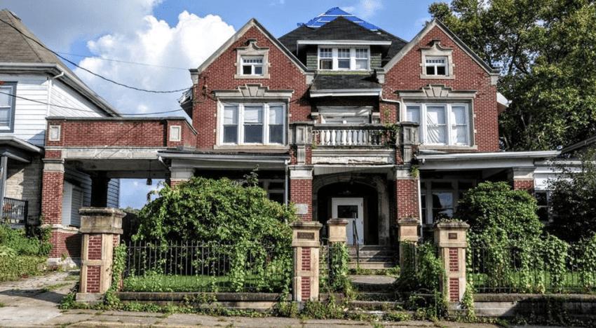 handyman special mansion