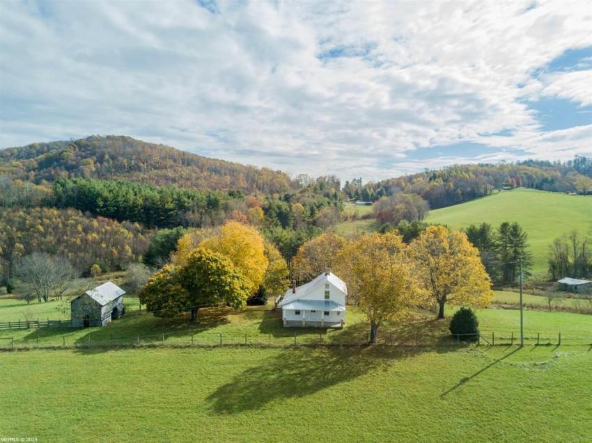 Floyd County Virginia