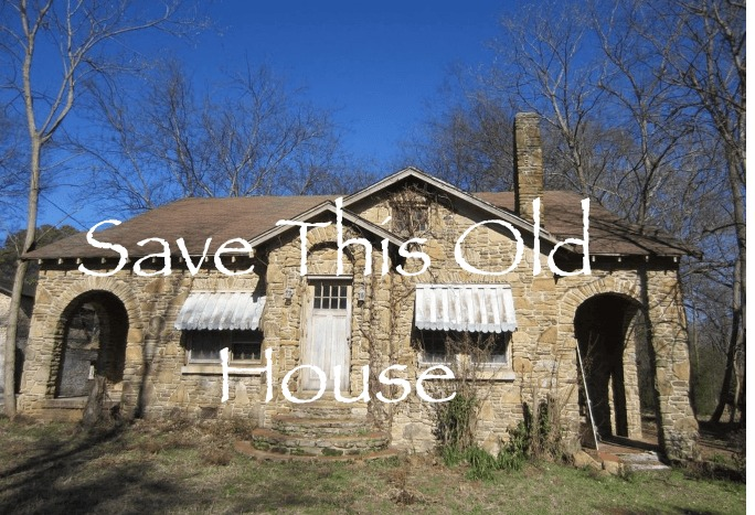 save this old house