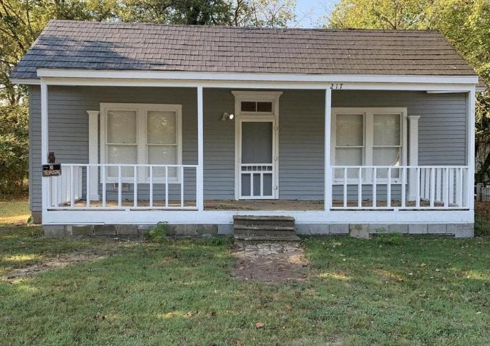 remodeled cottage