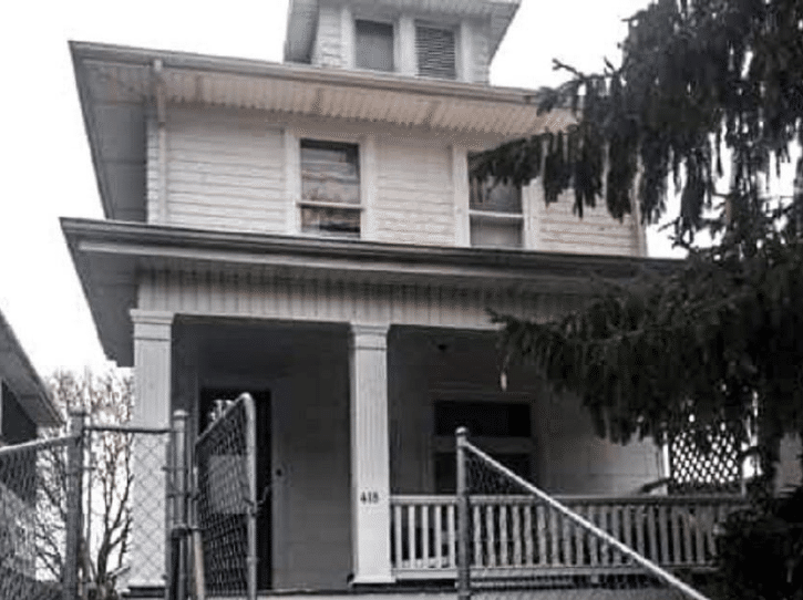 cheap old house for sale