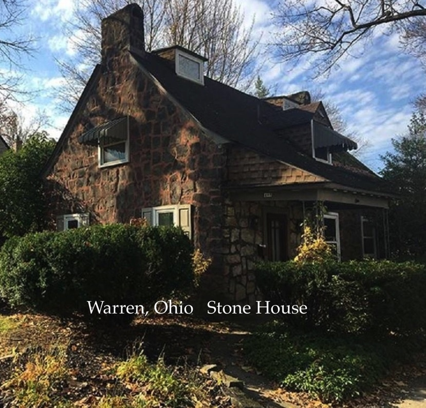 stone home for sale