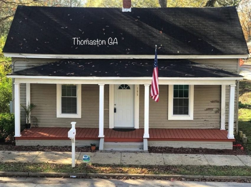 remodeled home for sale