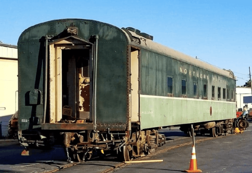 railcar for sale