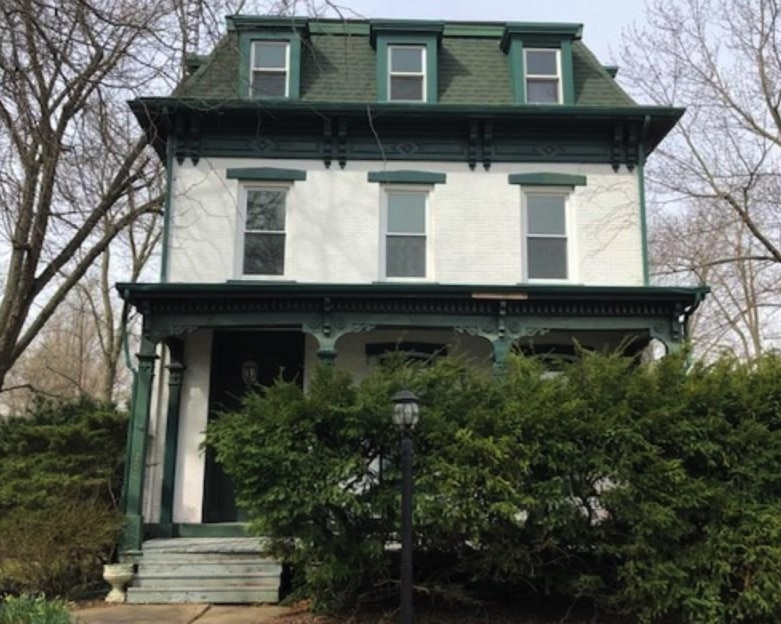 Second Empire home for sale