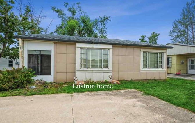 Lustron home for sale