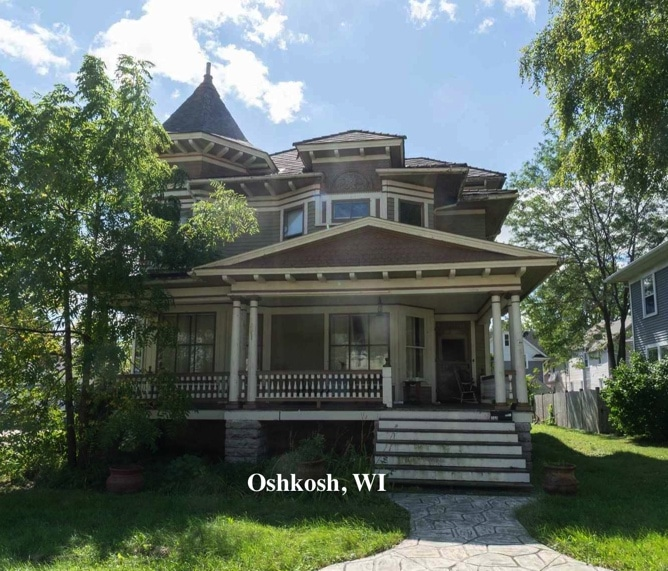 Queen Anne Victorian for sale