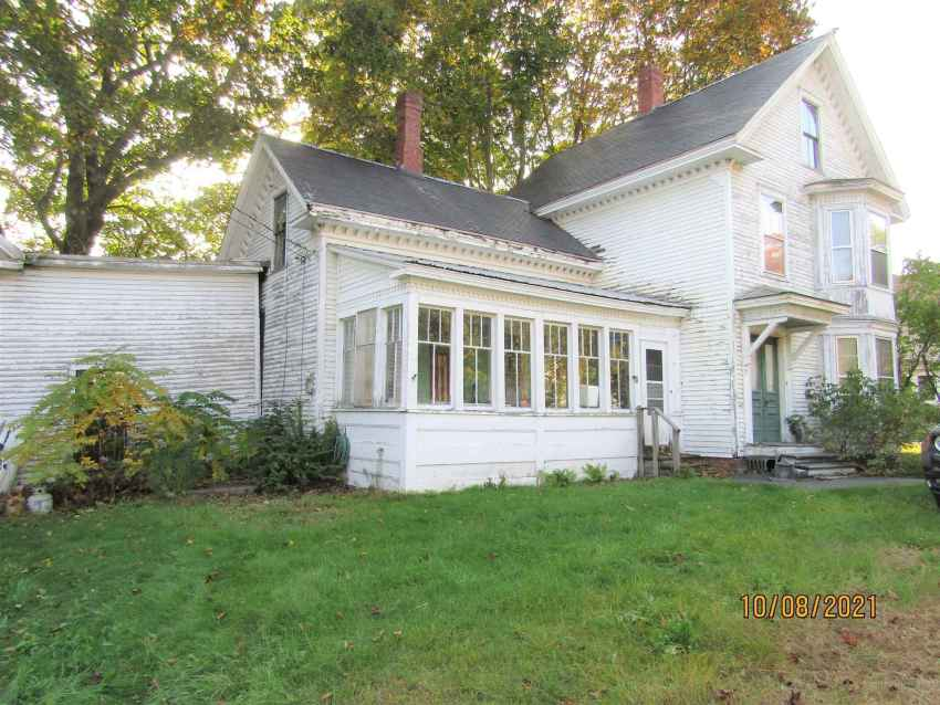 New England style home for sale