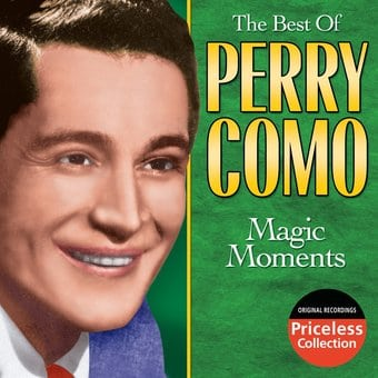 The Best Of Perry Como Magic Moments Cd 2004