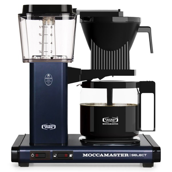 KBG Select Midnight Blue Moccamaster Selects - Filtre Kahve Makinası