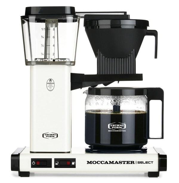 KBG Select Off White Moccamaster Selects - Filtre Kahve Makinası