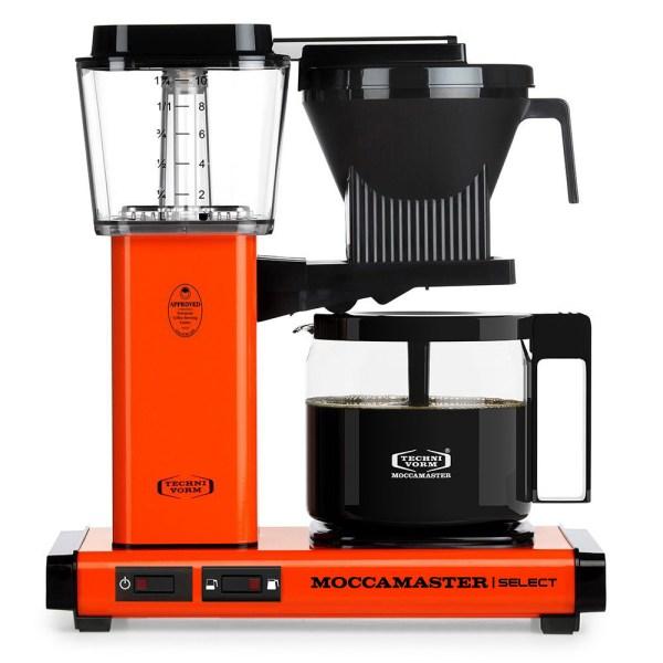 KBG Select Orange Moccamaster Selects - Filtre Kahve Makinası