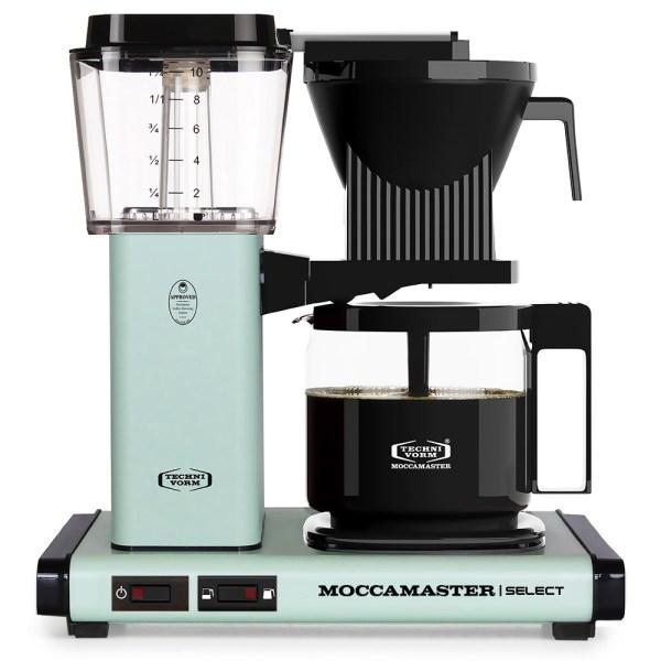 KBG Select Pastel Green Moccamaster Selects - Filtre Kahve Makinası