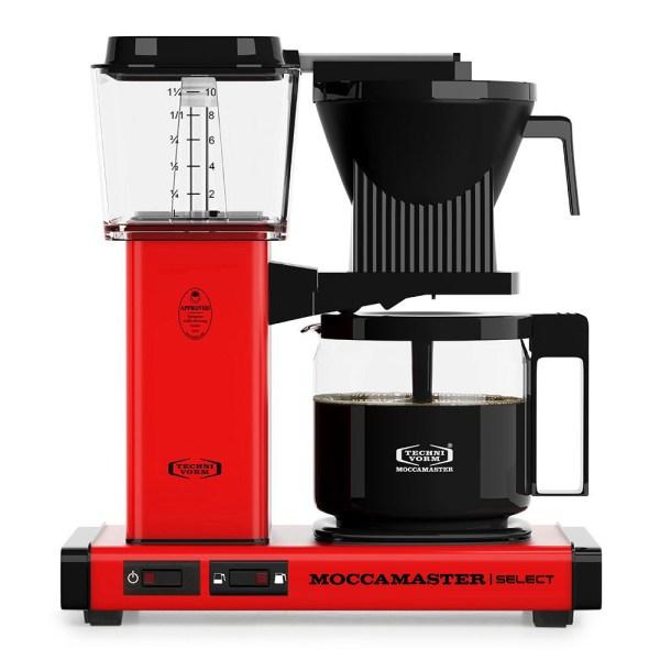 KBG Select Red Moccamaster Selects - Filtre Kahve Makinası