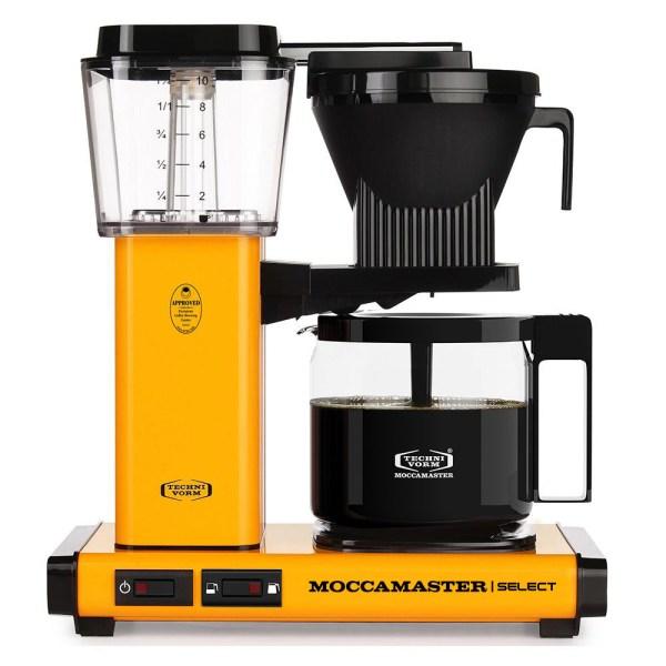 KBG Select Yellow Pepper Moccamaster Selects - Filtre Kahve Makinası