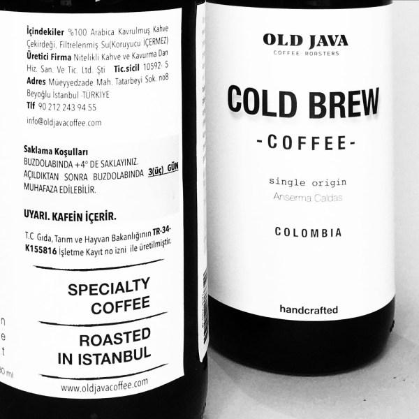 IMG 1006 Cold Brew - Single Origin