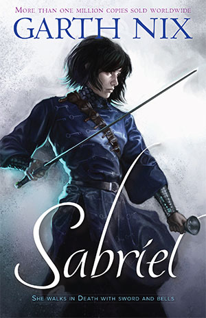 Image result for sabriel book cover