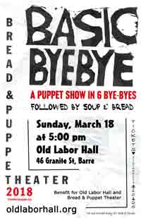 Image of Basic Bye Bye poster