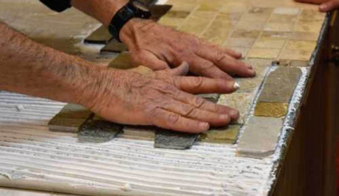 Taking a Tile Class from the Pros