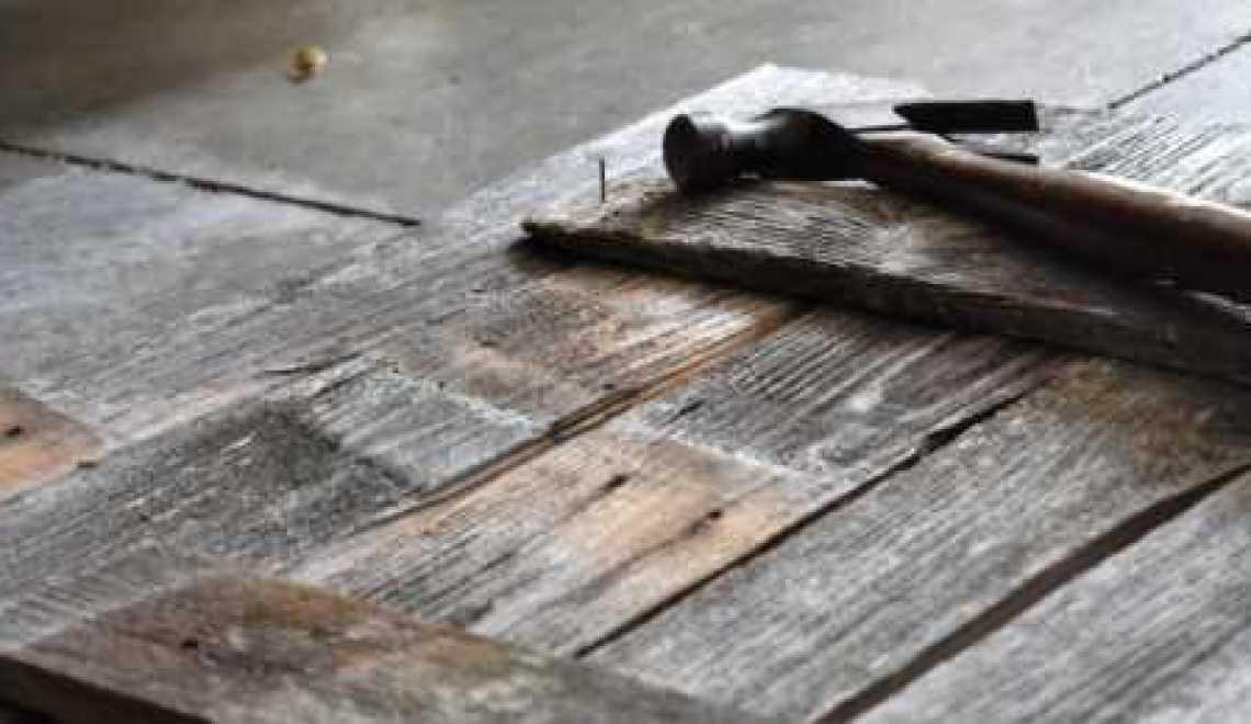 Part 1: Barn Wood Upcycle
