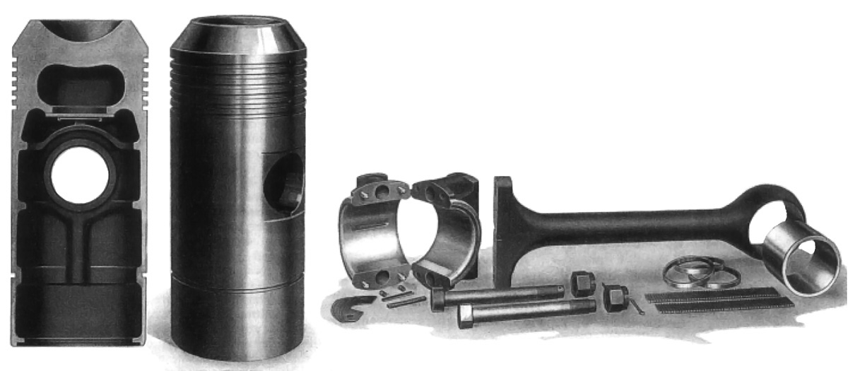 Fairbanks Morse Z Engine Parts