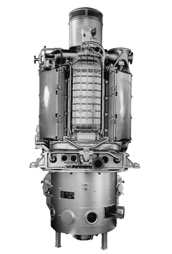 General Motors 16 338 Diesel Engine