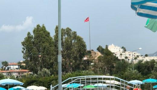 トルコのアンタルヤに家族旅行!