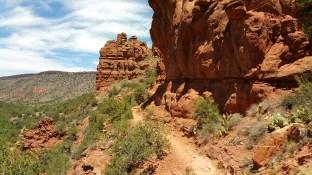 Hiking Sedona Arizona Bell Trail