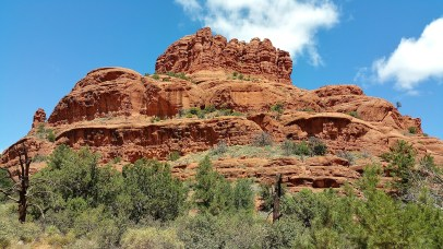 Hiking Sedona Arizona Bell Rock