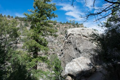 Walnut Canyon Just Scenery